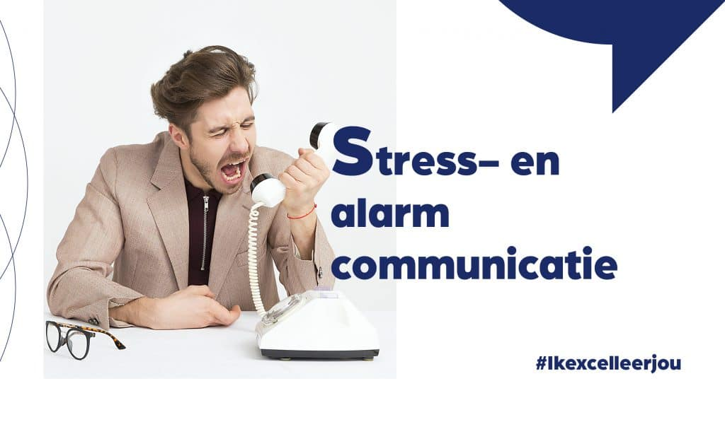 Be Excellent academy - 7LIFE - teamtraining stress- en alarmcommunicatie