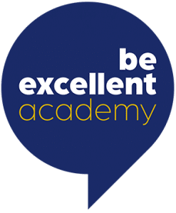 Be Excellent academy - logo