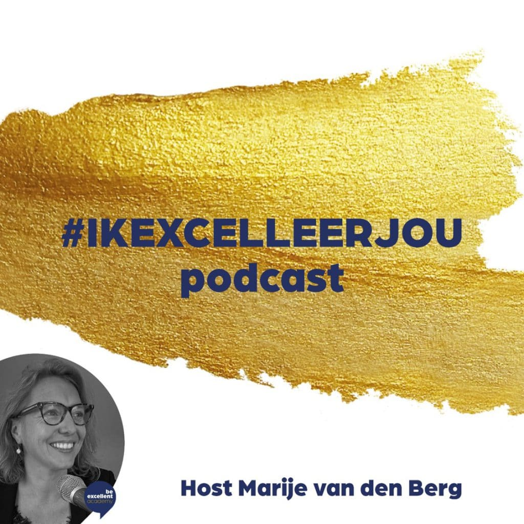 #IKEXCELLEERJOU podcast